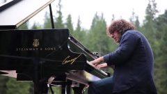 Remo Anzovino live at Laghi di Fusine 2015